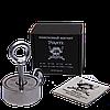 Поисковый магнит F-200х2 Пират двухсторонний + трос в подарок