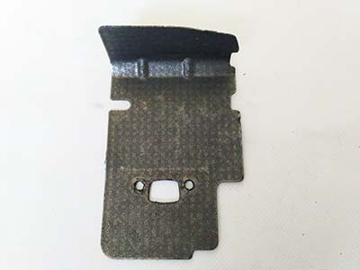 Прокладка глушителя мотокосы Husqvarna 128 R (оригинал)