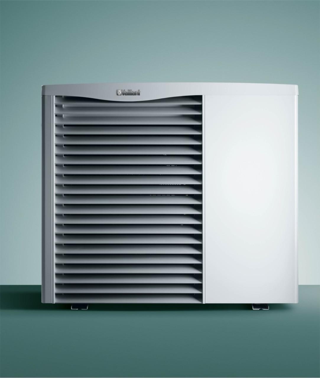 Тепловой насос для отопления, горячего водоснабжения и охлаждения Vaillant aroTHERM VWL 155/2 A 230 V Пакет, фото 1