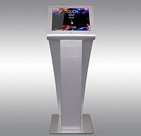 Информационный сенсорный киоск Корсар 19М NEW Подробнее: https://max-box.com.ua/p1048258398-informatsionnyj-sensornyj-kiosk.html
