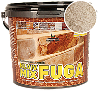 Заполнитель швов / Травертин Капучино KLVIV MIX FUGA / 8 кг., фото 1