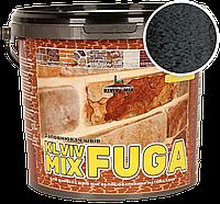 Заполнитель швов / Габбро KLVIV MIX FUGA / 8 кг., фото 1