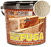 Заполнитель швов / Травертин Жасмин KLVIV MIX FUGA / 8 кг.