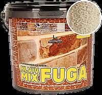 Заполнитель швов / Травертин Жасмин KLVIV MIX FUGA / 8 кг., фото 1