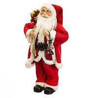 """Фигура """"Санта Клаус с фонарем"""""""