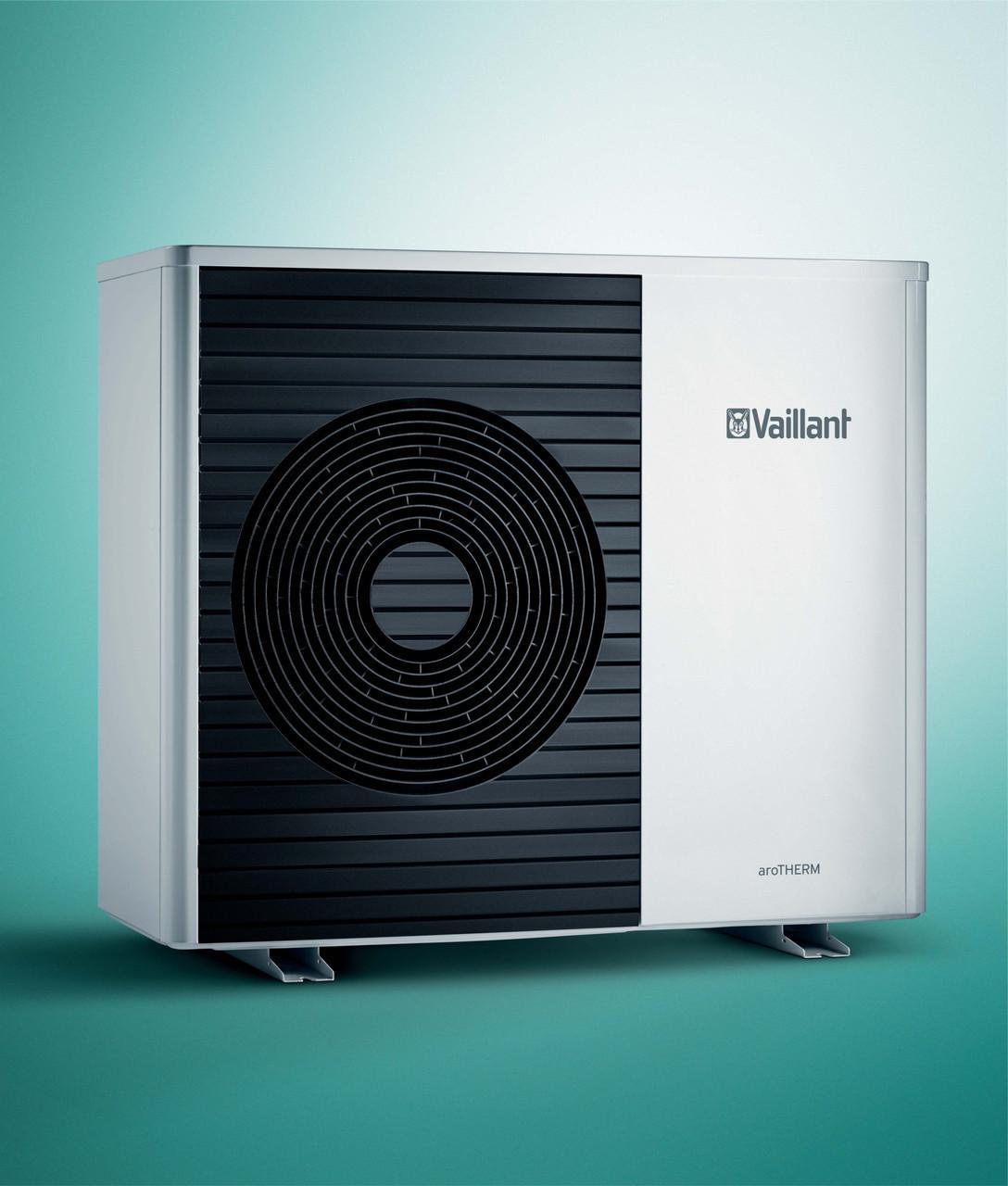 Тепловой насос для отопления, горячего водоснабжения и охлаждения Vaillant aroTHERM split VWL 125/5 AS 230V