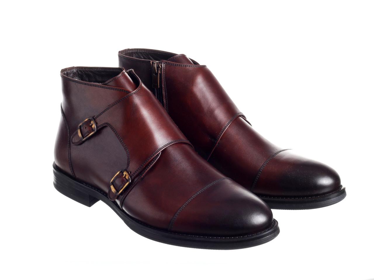 Ботинки Etor 14551-7376-1099 коричневые