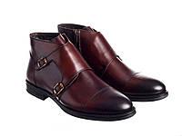 Ботинки Etor 14551-7376-1099 коричневые, фото 1
