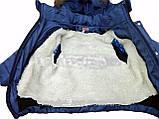 Зимний детский комбинезон для мальчика, фото 3