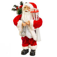 "Фигура ""Дед мороз с лыжами"""