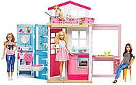 Портативный домик для Барби / Barbie House DVV47