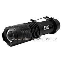 Фонарь Police  BL- Q8468 zoom(фонарик police)