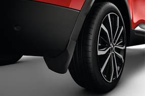 Брызговики задние Renault Kadjar 2015- 2шт 8201452077