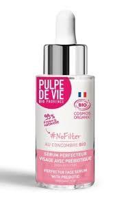 Разглаживающая сыворотка для лица с пробиотиком 30 мл  Pulpe de vie