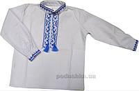 Вышиванка для мальчика Весняна нежность Деньчик 1011 146