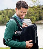 Чехол для Рюкзака-кенгуру Baby Bjorn, черный цвет, фото 1