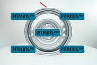 Диск колеса Ланос (Серый) 5х13Н2 ДК (уценка)