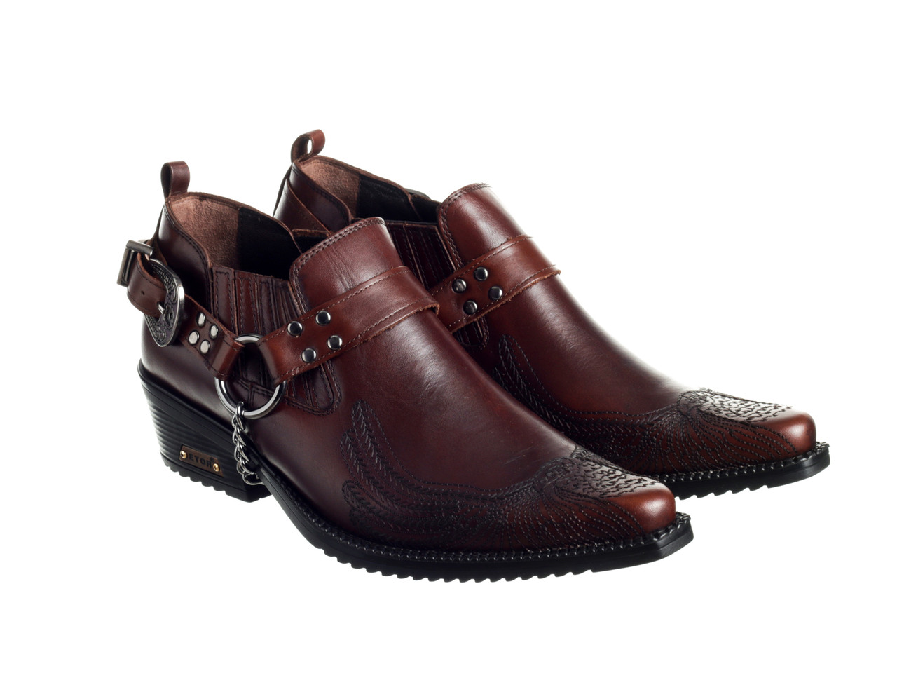 Казаки Etor 26-8041-008-1099  коричневий