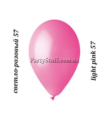 Шарики гемар латексные G90 пастель Розовый