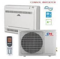 Инверторный напольный кондиционер Cooper&Hunter серии INVERTER CONSOL CH-S18FVX (WIFI), фото 1