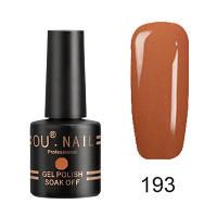 Гель-лак Ou Nail №193, 8 ml