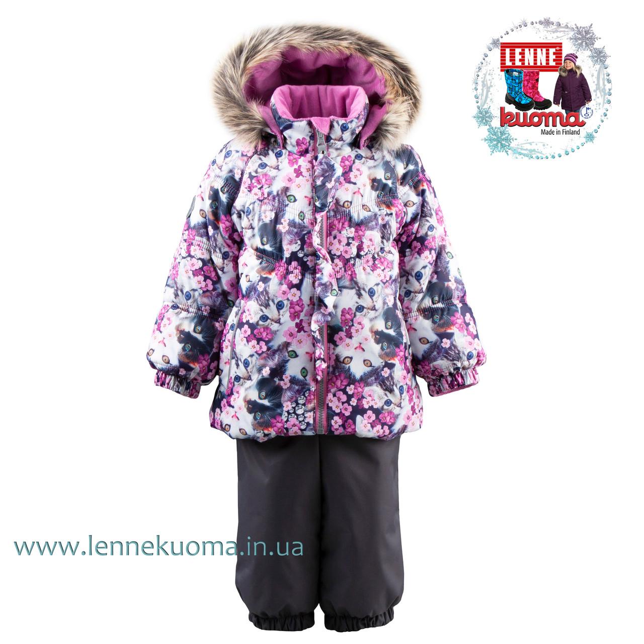 Зимний комплект для девочки LENNE MINNA 19313A-1755