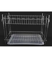 5411 Подвесная сушилка для посуды (2 яруса)