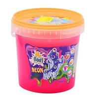 "Лизун-антистресс ""Mr. Boo: Neon"", 1000 г (розовый) 80051 sco"