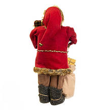 "Фигура ""Дед Мороз с мешком и подарками"", фото 2"