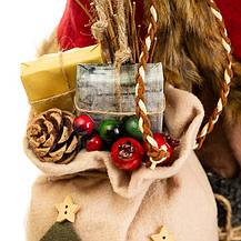 "Фигура ""Дед Мороз с мешком и подарками"", фото 3"