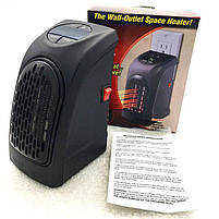 Обогреватель портативный керамический Handy heater (Хенди хитер) 400 Ватт с пультом, фото 2