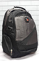 Городской рюкзак SwissGear Wenger 7650G с выходом под наушники + USB и отделением под ноутбук (свисгир)