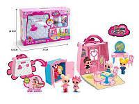 Игровой набор детский с куклами LOL Модная сумочка