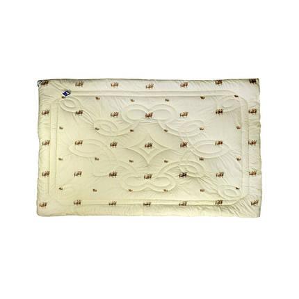 Одеяло шерстяное Руно Комфорт плюс Wool Sheep демисезонное 200х220 евро, фото 2
