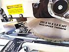 Пила торцовочная Элпром ЭПТ-255П (255мм, 2200Вт, с протяжкой, лазер). Торцовочная пила Элпром, фото 4