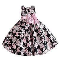Нарядное детское платье 4-9 лет