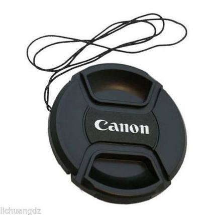 Кришка для об'єктива Canon Lens Cap LC-49 mm, фото 2