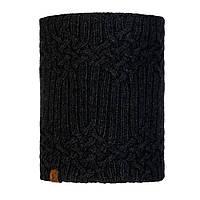 Бафф Buff Knitted & Polar Neckwarmer New Helle