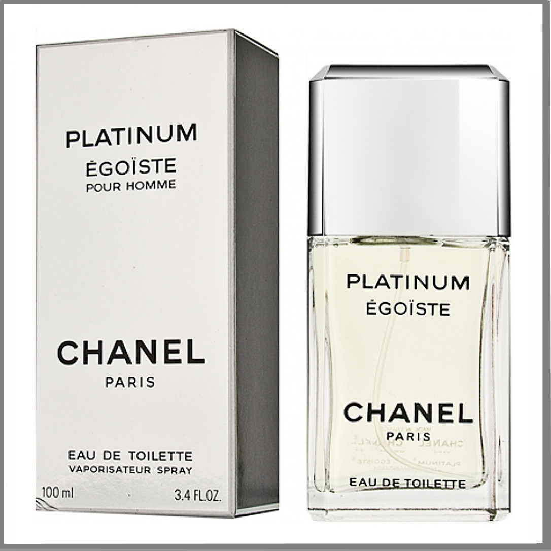 Chanel Egoiste Platinum туалетна вода 100 ml. (Chanel Egoiste Platinum)