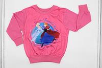 Кофта для девочек оптом, Disney, 3-8 лет, aрт. FR-G-JOGTOP-129