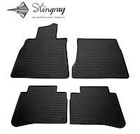 Коврики автомобильные для Mercedes-Benz W222 S long 2013- Stingray