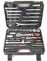 Профессиональный набор инструмент YATO 82 предмета CrV