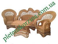 """Плетеная мебель из лозы """"Королевская"""" Арт.1211"""