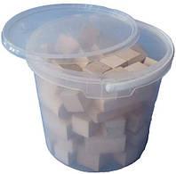 Деревянный набор кубиков КИНД