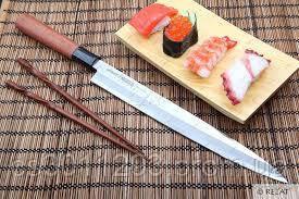 """Ніж кухонний Янагиба, 270 мм, Samura """"Okinawa"""" (SO-0111)"""