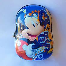Рюкзак пластиковий дитячий Mickey Mouse для хлопчиків 32 см x 23 см
