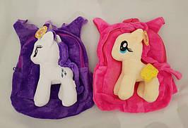 М'який Рюкзак з Поні My Little Pony 30 см