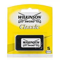 Классические лезвия Wilkinson Sword Classic (Schick) 5 шт.