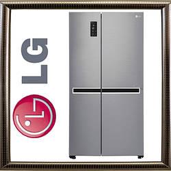 Холодильник LG GC-B247S (UV) [GC-B247SMUV]