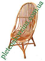 Кресло плетеное из лозы Арт.682